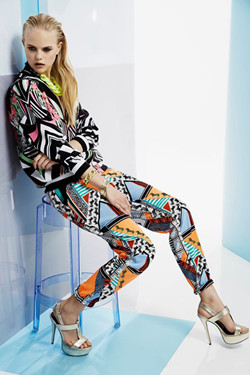River Island Print Clash Collection