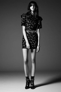 圣罗兰 (Saint Laurent) 2014早秋女装Lookbook